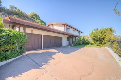 3536 Newridge Drive, Rancho Palos Verdes, CA 90275 - MLS#: SB18289099