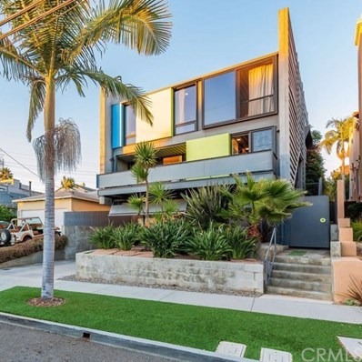 806 N Juanita Avenue UNIT A, Redondo Beach, CA 90277 - MLS#: SB18289178