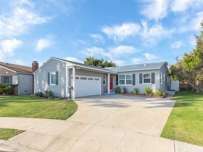 13715 Grider Avenue, Hawthorne, CA 90250 - MLS#: SB18290049