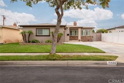 16620 Cerise Avenue, Torrance, CA 90504 - MLS#: SB18290731