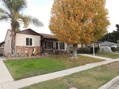 5853 Eckleson Street, Lakewood, CA 90713 - MLS#: SB18290913
