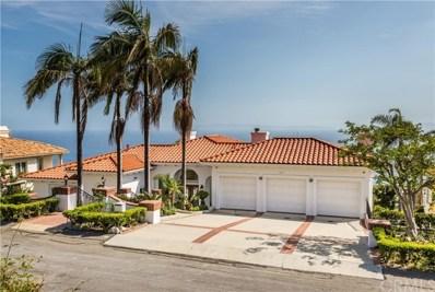 3422 Palo Vista Drive, Rancho Palos Verdes, CA 90275 - MLS#: SB18291476