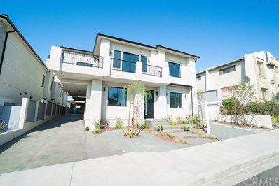 2603 Nelson Avenue UNIT B, Redondo Beach, CA 90278 - MLS#: SB18293264