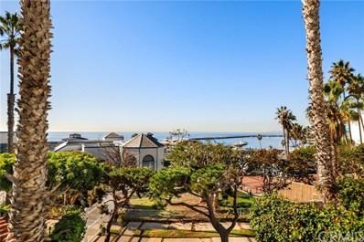 610 The Village UNIT 116, Redondo Beach, CA 90277 - MLS#: SB18293772