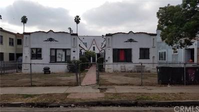 536 W 48th Street, Los Angeles, CA 90037 - MLS#: SB18294566
