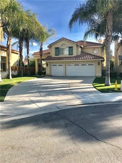 25580 Castas Court, Moreno Valley, CA 92551 - MLS#: SB18295505