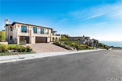 32020 Cape Point Drive, Rancho Palos Verdes, CA 90275 - MLS#: SB19000092