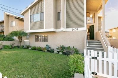 2408 Rockefeller Lane UNIT 1, Redondo Beach, CA 90278 - MLS#: SB19003633