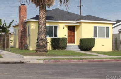 903 E 109th Street, Los Angeles, CA 90059 - MLS#: SB19003647