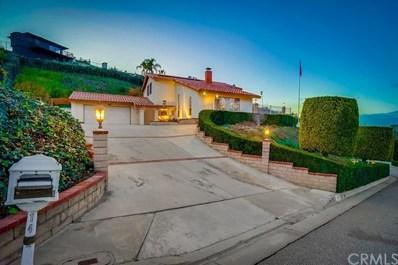 1427 Hollencrest Drive, West Covina, CA 91791 - MLS#: SB19006354