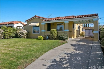 9820 S Harvard Boulevard, Los Angeles, CA 90047 - MLS#: SB19006450