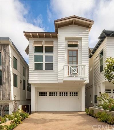 1726 Steinhart Avenue, Redondo Beach, CA 90278 - MLS#: SB19006729