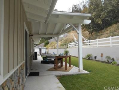 26010 Rolling Hills Road, Rolling Hills Estates, CA 90274 - MLS#: SB19006832