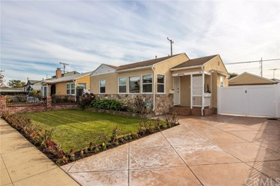 4156 W 169th Street, Lawndale, CA 90260 - MLS#: SB19006918