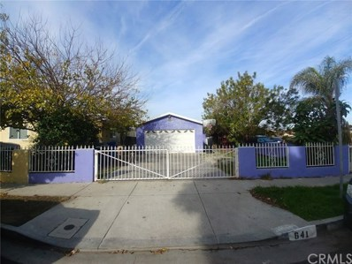 641 E 119th Street, Los Angeles, CA 90059 - MLS#: SB19006938