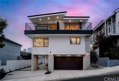 637 7th, Hermosa Beach, CA 90254 - MLS#: SB19008327