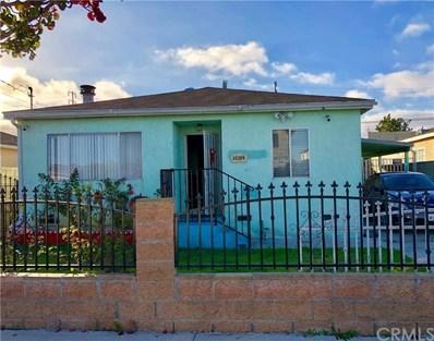 13309 Roselle Avenue, Hawthorne, CA 90250 - MLS#: SB19008571