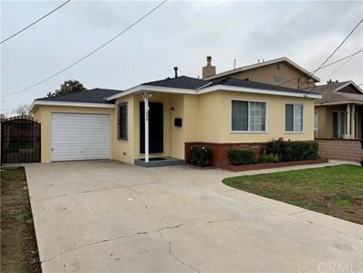 1528 Ronan Avenue, Wilmington, CA 90744 - MLS#: SB19008828