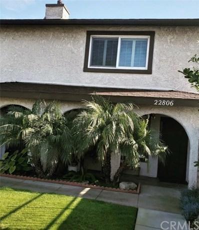 22806 S Van Deene Avenue UNIT 3, Torrance, CA 90502 - MLS#: SB19010163
