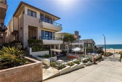 120 5th Street, Manhattan Beach, CA 90266 - MLS#: SB19010545