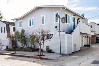 3211 Morningside Drive, Hermosa Beach, CA 90254 - MLS#: SB19010696