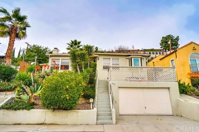252 Hampden Terrace, Alhambra, CA 91801 - MLS#: SB19011170