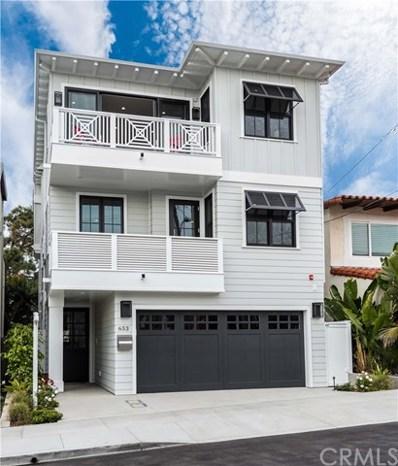 653 13th Street, Manhattan Beach, CA 90266 - #: SB19011414
