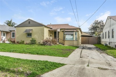 15122 S Budlong Avenue, Gardena, CA 90247 - MLS#: SB19012134