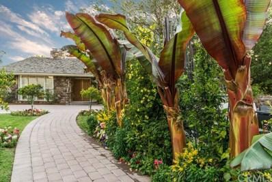 2817 Via Alvarado, Palos Verdes Estates, CA 90274 - MLS#: SB19012994