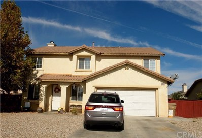 13334 Somerset Street, Hesperia, CA 92344 - MLS#: SB19013709