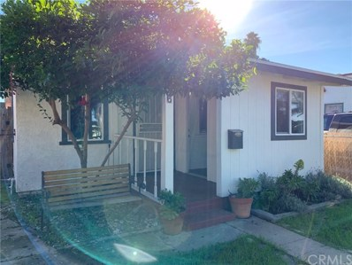 176 E Norton Street, Long Beach, CA 90805 - MLS#: SB19014234