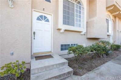 1726 W 147th Street UNIT E, Gardena, CA 90247 - MLS#: SB19015365