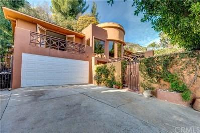 1841 N Curson Avenue, Los Angeles, CA 90046 - MLS#: SB19015855