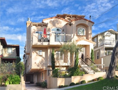 206 S Lucia Avenue UNIT C, Redondo Beach, CA 90277 - MLS#: SB19017473