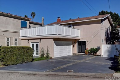 811 Spencer Street, Redondo Beach, CA 90277 - MLS#: SB19017533