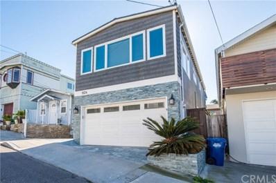 1134 1st Place, Hermosa Beach, CA 90254 - MLS#: SB19017621