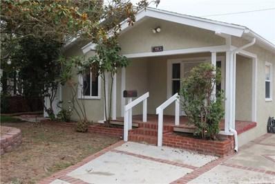 1609 Acacia Avenue, Torrance, CA 90501 - MLS#: SB19018073