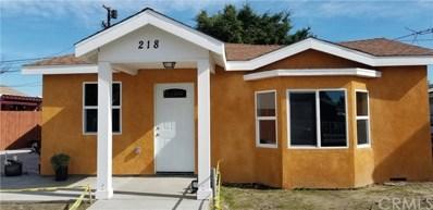 218 S Thorson Avenue, Compton, CA 90221 - #: SB19018227