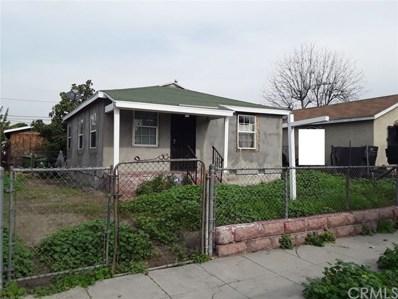 1947 E 114th Street, Los Angeles, CA 90059 - MLS#: SB19018897