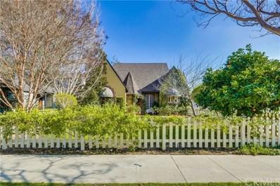 2203 N Ross Street, Santa Ana, CA 92706 - MLS#: SB19018926