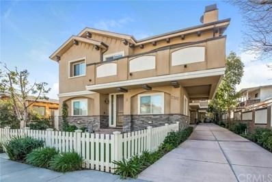 2702 Gates Avenue UNIT B, Redondo Beach, CA 90278 - MLS#: SB19028485