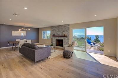 30753 Ganado Drive, Rancho Palos Verdes, CA 90275 - MLS#: SB19028857