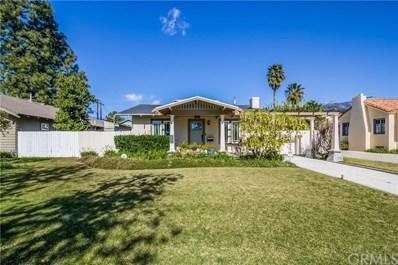 1761 Monte Vista Street, Pasadena, CA 91106 - MLS#: SB19030525