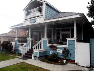 639 W 1st Street, San Pedro, CA 90731 - MLS#: SB19031430