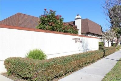 2525 Artesia Boulevard UNIT 66, Torrance, CA 90504 - MLS#: SB19032003
