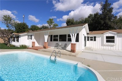 1820 Skyline Drive, Fullerton, CA 92831 - MLS#: SB19036967