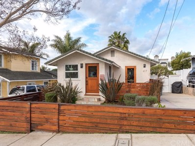 617 Loma Vista Street, El Segundo, CA 90245 - MLS#: SB19038134