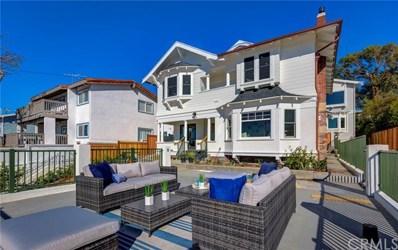 124 S Guadalupe Avenue, Redondo Beach, CA 90277 - MLS#: SB19041117