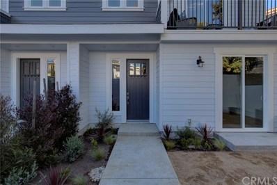 124 S Guadalupe Avenue UNIT B, Redondo Beach, CA 90277 - MLS#: SB19041169
