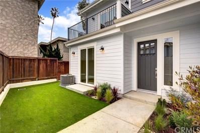 124 S Guadalupe Avenue UNIT C, Redondo Beach, CA 90277 - MLS#: SB19041183